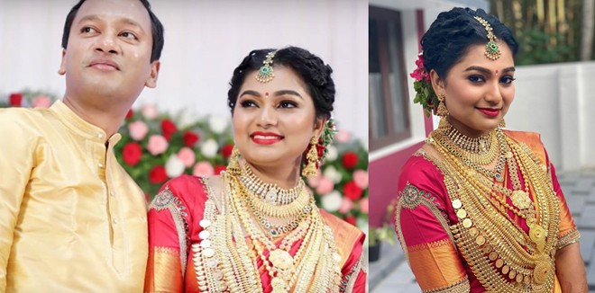 sreelakshmi-sreekumar-hindu-wedding