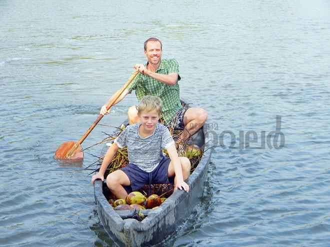 9)Chettuva-raft