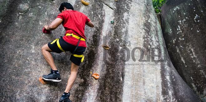 6)-Bouldering