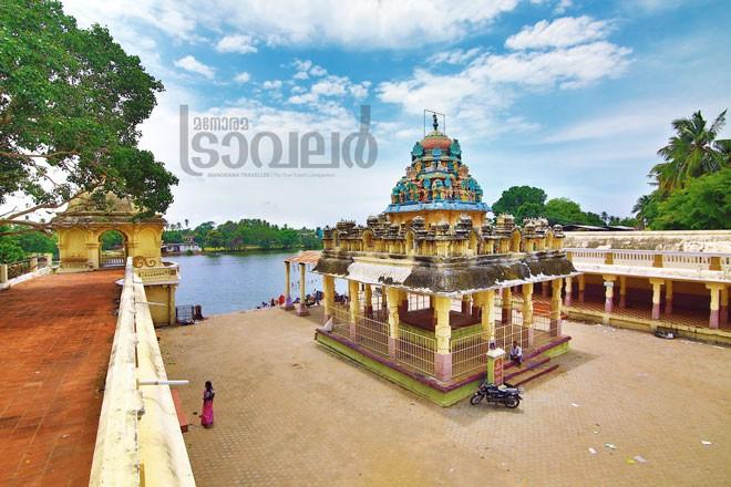 3)Thanjavur-Tharpana