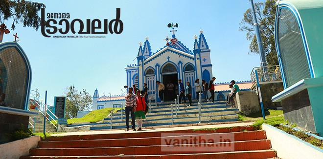 10)-Kodaikanal-Lasaleth-Church