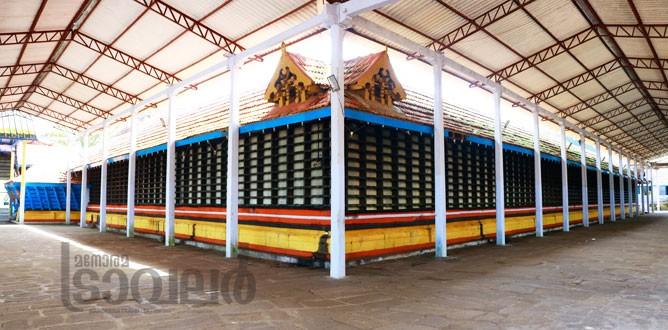 5)Thiruvilwamala-temple