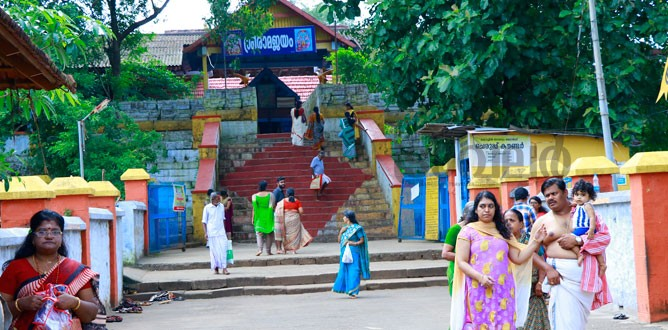 6)Thiruvilwamala-entrance