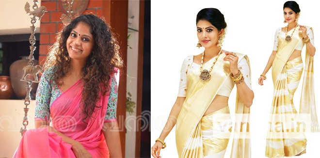 Poornima Indrajith About Saree Fashion