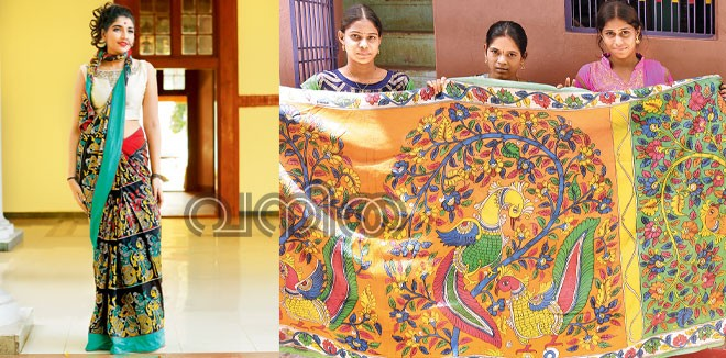 Kalamkari Dress Materials - Full Story
