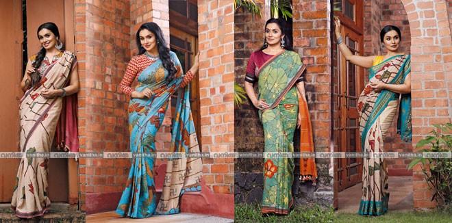 kalamkari-saree-cover