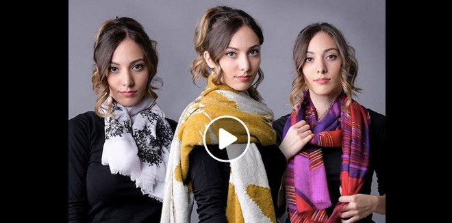 Scarf Fashion Trends
