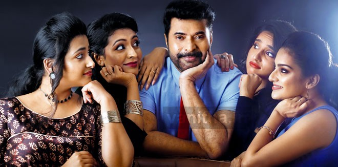 mammooty-with-heroines