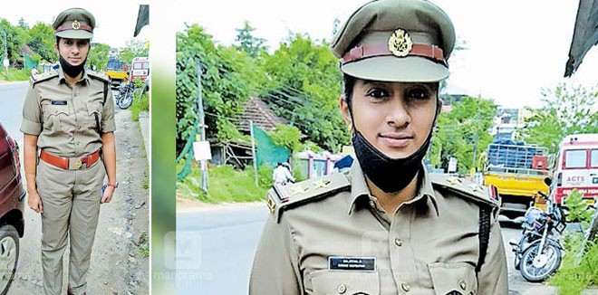palakkad-excise-department-women-Inspector-sajitha