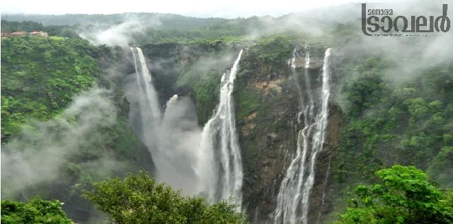 Jog waterfalls1