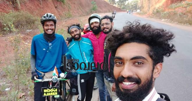 3 cyclist