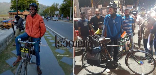 1 cyclist