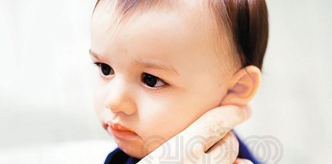 Measures to avoid ear ache in children