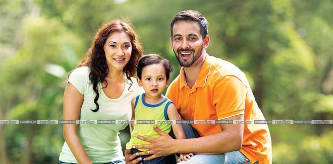Indian-family-in-Dubai