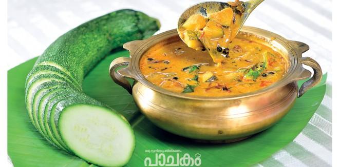 Zuccini Curry