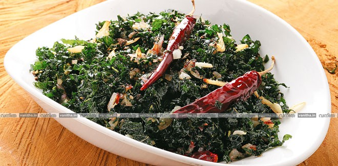 Spinach-fry
