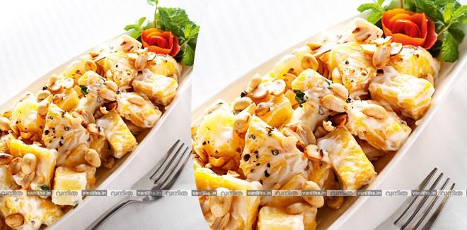 paneer-pineapple-salad