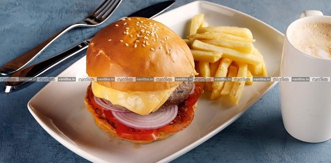 homemade-Burger