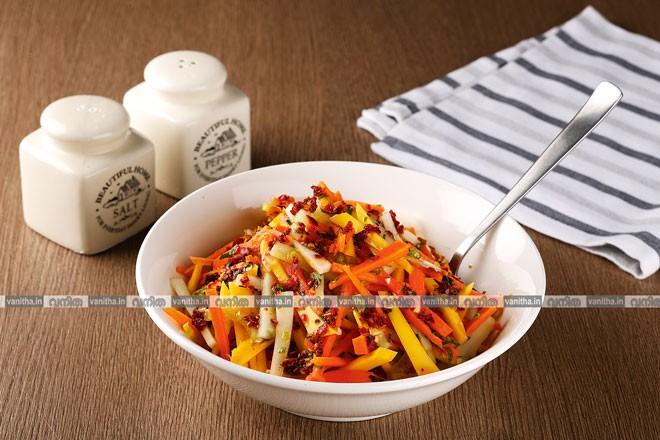 Spicy-salad