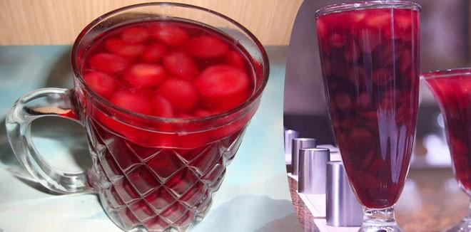 ball-grape-juice