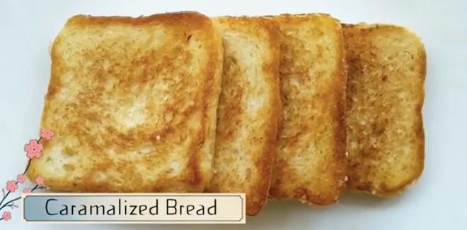 caramalised-bread
