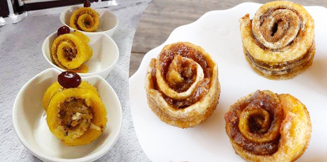 sweet-banana-roll