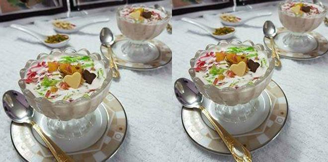 pine-pudding