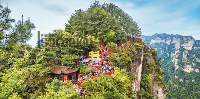 China, Zhangjiajie National Park