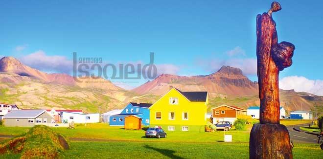 iceland-village
