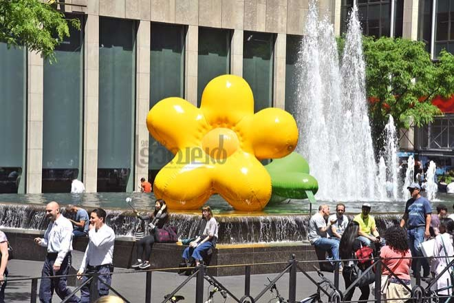 fountain-in-new-york