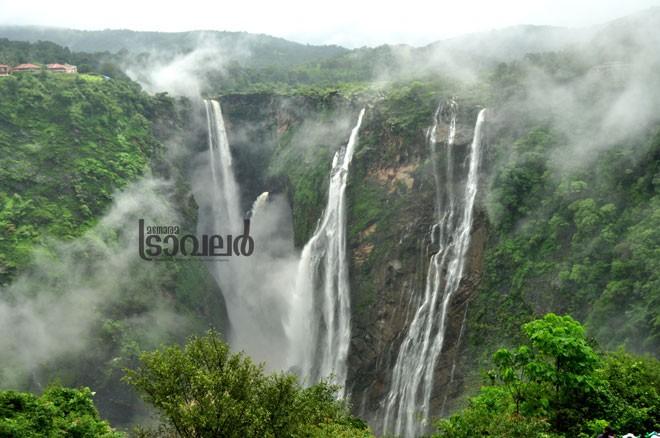 Jog-waterfalls