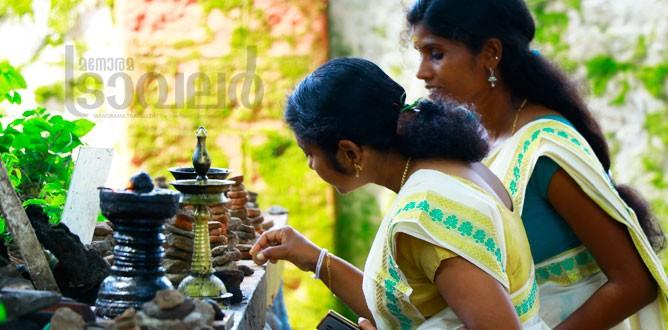 3)Thiruvilwalmala-rituals