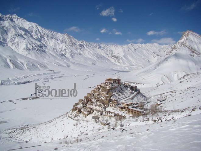 Kye-monastery-Spiti-Valley