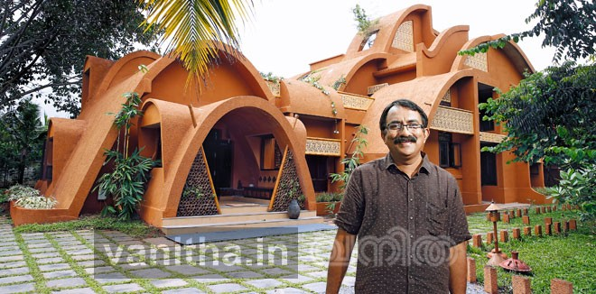 Architect G Shankar's New Home